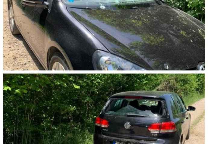 PROCURILE FOTOGRAFIJE U KOJEM JE UBIJEN ĆULUM: Jedan detalj na izrašetanom automobilu je inspektore ostavio bez teksta