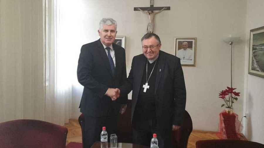 SARAJEVO ĆE BITI, ČOVIĆ ĆE PROĆI: Kako su HDZ i Katolička crkva ispucali sebi rafal u koljeno