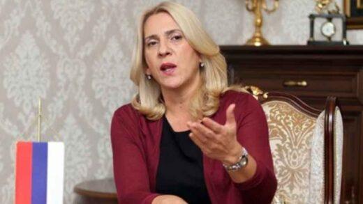 CVIJANOVIĆKA POZIVA NA JEDINSTVO PRED IZBORE: U Srebrenici i dalje želi Crnog Gruju kao načelnika, a u Mostaru je sporno…