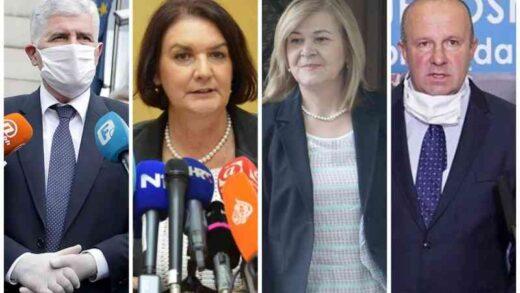 """Afera """"Respiratori"""" u rukama Tužilaštva BiH: HDZ-ov plan za preuzimanje kontrole nad FBiH"""