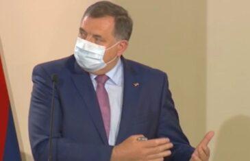 BURNO NA SJEDNICI NSRS-a: Milorad Dodik u napadu bijesa priznao da prisluškuje opoziciju!