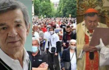 Nije pitanje jesu li blajburške žrtve nevine, ni da li je trebalo služiti misu, već samo jedno – zašto upravo u Sarajevu?!