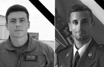 HRVATSKU PREKRILA TUGA: Poznat identitet dvojice mladih vojnika koji su jučer poginuli (FOTO, VIDEO)