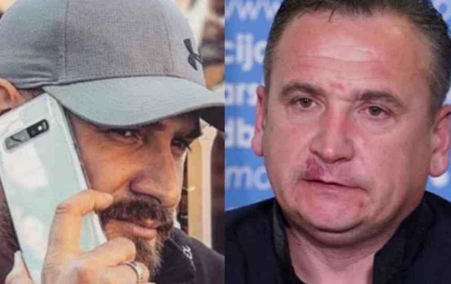 GORI IM POD NOGAMA: Fahrudin Solak i Fikret Hodžić na saslušanju u SIPA-i, vidno nervozni, izlaze iz zgrade i puše cigarete…