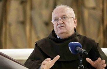 Fra Ivo Marković za Raport: U Sarajevu je bilo misa i za pokojnog Antu i za pokojnog Josipa