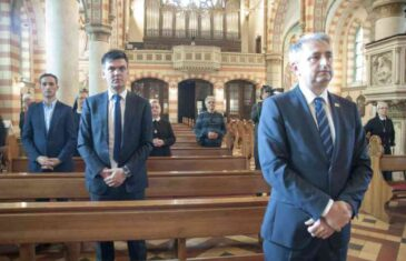 """UGLEDNI """"LE MONDE"""" OSRAMOTIO HRVATSKU ZBOG MISE U SARAJEVU: """"Prvi put u Evropi od 1945., Hrvatska organizirala događaj kojim se izražava simpatija prema nacističkoj eri…"""""""