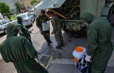 NA BRANIKU DOMOVINE: Evo ko je na kraju dezinficirao objekte u Čitluku, Jablanici, Konjicu i Mostaru…