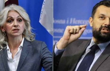 Šahman: Pokušali ste me kupiti; Konaković: Zvali ste mene i Nikšića da vas spasimo