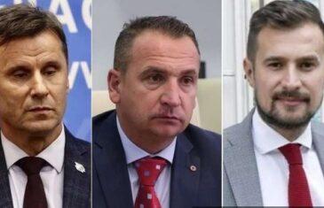 ZVANIČNO: Fadil Novalić, Fahrudin Solak i Fikret Hodžić izlaze na slobodu