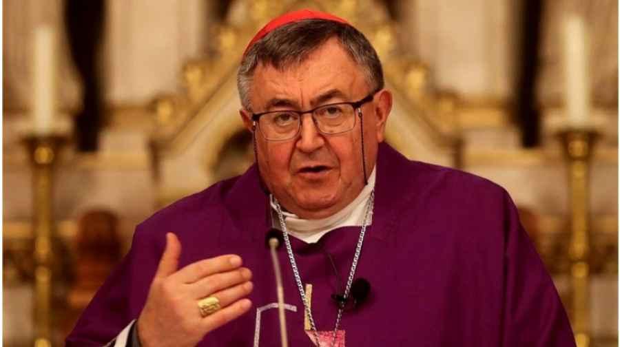 Puljić: Da smo rekli svim vjernicima da dođu, u katedrali ne bi bilo mjesta, druga strana je nahuškala medije…