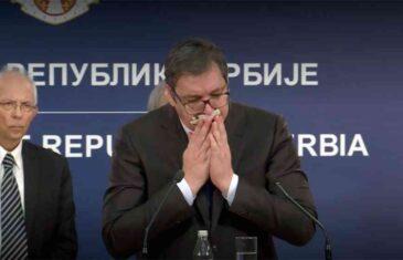 """VUČIĆ SE OSJEĆA AMFILOŠIJE: """"Osim Crne Gore obuhvatio je i ostale 'srpske zemlje'…"""""""