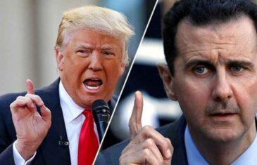 TRUMPU JE SVEGA DOSTA: Sjedinjene Američke Države uvele Assadu NAJJAČE SANKCIJE DO SADA, evo šta se krije iza svega…