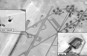 TEK SAD ĆE SE ZAKUHATI: Sjedinjene Američke Države objavile dokaze da ruski avioni lete u Libiji…