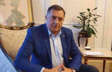 """DODIK OPET NEKOG FOLIRA: """"Nećemo provoditi odluke koje je ranije BiH donijela u vezi…"""