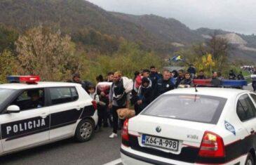 KRAJINA U PANICI: MUP-u USK nedostaje 100 službenika u borbi sa migrantskom krizom