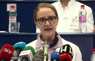 """DIREKTORICA KCUS-a OTVORENO: """"Broj zaraženih raste velikom brzinom, morali smo otvoriti novi…"""