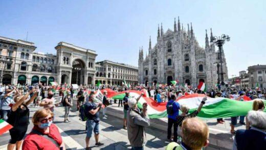 """ITALIJANSKI INFEKTOLOG BASSETI OBRUŠIO SE NA INSTITUCIJE I MEDIJE: """"Izvještavate o broju zaraženih kao da je ratno stanje"""""""
