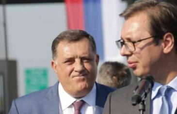 DODIK OPET ZABORAVIO ŠTA PIŠE U USTAVU BiH: Ponudio Vučiću da Srbiji pripoji Republiku Srpsku, a sve zbog…