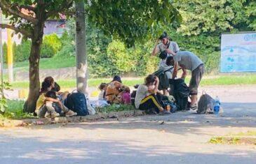 NEĆETE OSTATI RAVNODUŠNI, PRIZORI KOJI SLAMAJU SRCE: Povrijeđena djeca na tuzlanskom asfaltu sanjaju bolje sutra u…