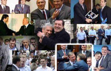 """BEOGRADSKI MAGAZIN ISMIJAO DODIKA: """"Najbolji prijatelj svih srpskih predsjednika!"""""""