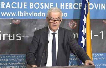 SITUACIJA SE POGORŠAVA! Ministar Mandić upozorava: Prijeti nam crni scenario, ovo će još dugo trajati