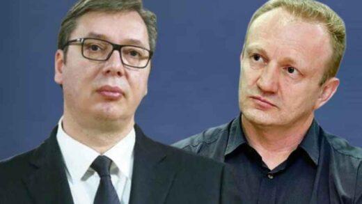 DRAGAN ĐILAS, NAJŽEŠĆI VUČIĆEV PROTIVNIK: Ponovo su došla vremena kada okupirana Srbija, gleda u…