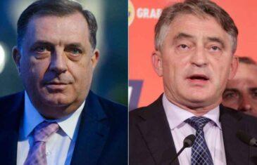 KOMŠIĆ UPOZORAVA PLENKOVIĆA I MILANOVIĆA: Dodik u Zagrebu sa porukom o Republici Srpskoj i Srbiji kao…