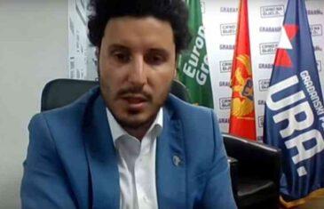 """DRAMATIČNO SAOPĆENJE KOALICIJE URA: """"Kriminalni klan želi ugroziti život Dritana Abazovića!"""""""