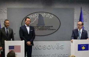 RICHARD GRENELL IZJAVOM U PRIŠTINI OHLADIO VUČIĆA: Sjedinjene Američke Države stoje uz građane Kosova…