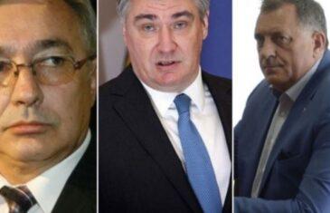 Šta su prijemom Dodika htjeli poručiti Milanović i Plenković: Nedostaju još samo hrvatsko-srpska sijela, poput onih u Karađorđevu…