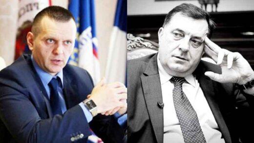 LUKAČ JE ZANAT UČIO OD DODIKA: Brutalno prijeti Šefiku Džaferoviću, a sve zbog toga što je otkrio…