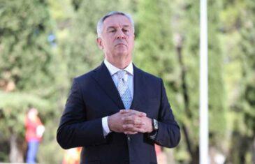 TRANSFER VLASTI: Đukanović odgovorio na pitanje može li u Crnoj Gori doći do građanskog rata