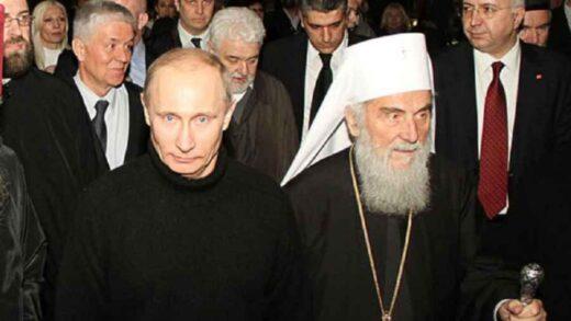 """UGLEDNI ASUTRIJSKI LIST """"DER STANDARD"""" NE PREDVIĐA NIŠTA DOBRO: Putin i SPC će u Crnoj Gori imati uticaj na novu vladu"""