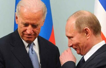 CIA OTKRILA PRLJAVE IGRE MOSKVE: Putin usmjerava napore da diskreditira Bidena…