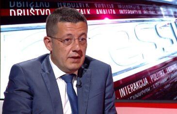 SADA JE GOTOVO: Čampara otvoreno rekao hoće li glasati za smjenu Vlade Kantona Sarajevo…