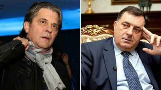 """VASKOVIĆ NAJAVLJUJE KRAJ: Dodikovo pismo Trumpu je tragikomično. Trump i ne zna ko je Dodik; Amerikanci """"pospremaju"""" po Balkanu, sad je na redu BiH…"""