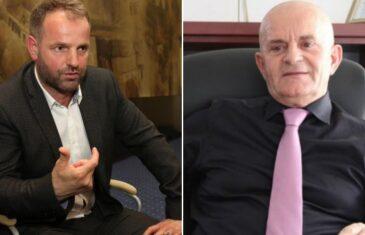ŠOKANTAN ODGOVOR SUADA BEŠLIĆA NAČELNIKU KALESIJE 'Ima l' mene tu': Kako me je Sead Džafić reketirao i pokušao kupiti za milion maraka?!