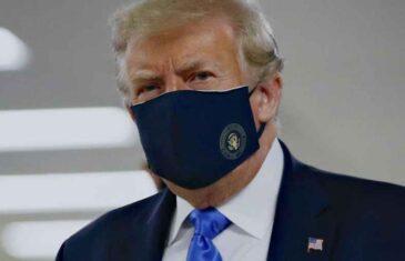 IZ MINUTE U MINUTU: Tramp je u vojnoj bolnici. CNN-ov izvor: Ima problema s disanjem