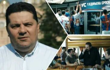Pogledajte urnebesno glupi predizborni spot Ujedinjene Srpske: 'Motaj kablove, pakuj vojsku s Manjače, gotovo je'