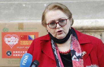 Bisera Turković: Protiv medija koji su objavili lažne informacije i klevete poduzet ću pravne korake