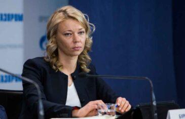 """PANIKA U RUSIJI; DIREKTORICA GAZPROMA ZVONI NA UZBUNU: """"Amerika želi istisnuti Rusiju s europskog plinskog tržišta"""""""