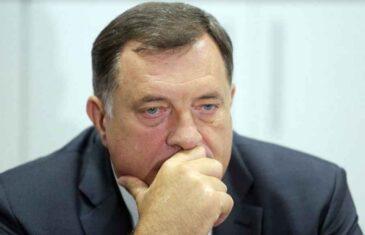 """POTVRĐENO PISANJE """"SLOBODNE BOSNE"""": Dodik ima obostranu upalu pluća, koronu i gastritis!"""