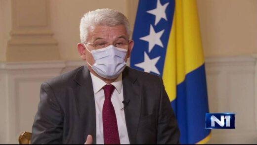 """DŽAFEROVIĆ ALARMIRAO MEĐUNARODNU ZAJEDNICU: """"Ovo je opasna situacija, bolje je stvari spriječiti u startu"""""""