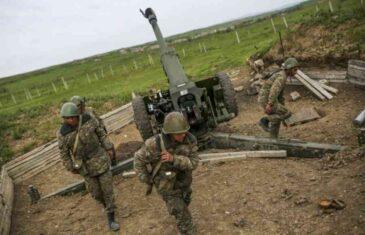 """BJESNI RAT NA KAVKAZU: Vojska Azerbejdžana NEZAUSTAVLJIVO NAPREDUJE; Predsjednik Aliyev slavi """"historijsku pobjedu"""""""