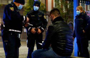 NAKON POLICIJSKOG SATA UVEDENE NOVE MJERE: Raste broj zaraženih…
