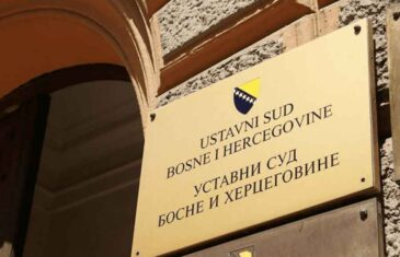 HISTORIJSKA ODLUKA USTAVNOG SUDA BiH: Usvojena apelacija Bejtulaha i Jakupa Ilijazija PROTIV…
