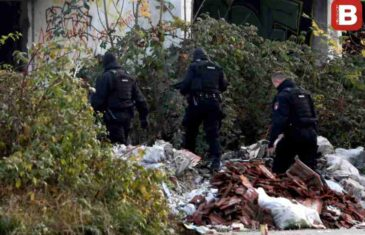 """""""SB"""" NA LICU MJESTA: Policija vrši pretres na Ilidži, evo gdje je lociran osumnjičeni za ubistvo 36-godišnjaka"""