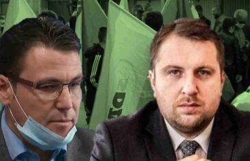 Terović i Skaka podnijeli ostavke u Izvršnom odboru SDA KS. Pozvali Prevljaka i Sebiju Izetbegović da urade isto