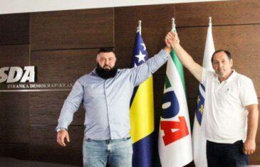 Gdje je i šta radi Strongman Ambešković, kapitalac ilidžanske SDA koji je trebao da donese korjenite promjene?