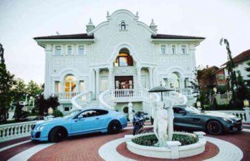STANIVUKOVIĆI HODAJU PO ZLATU: Pogledajte u kakvoj vili živi novi gradonačelnik Banja Luke (FOTO)